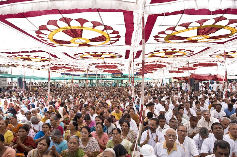 Bhakti at Ambaji Jatra