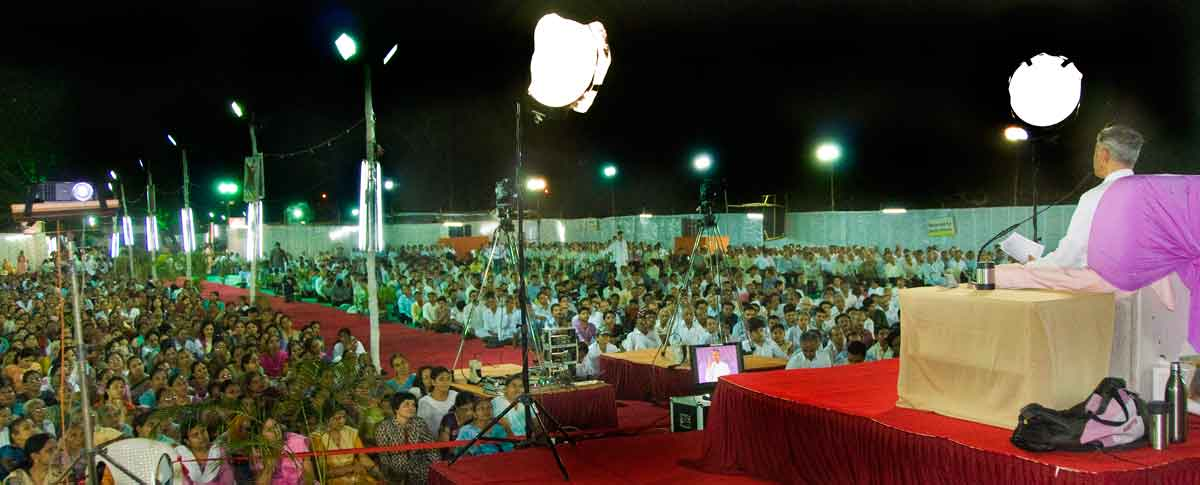 Self-Realization ceremony in Mumbai - 2011