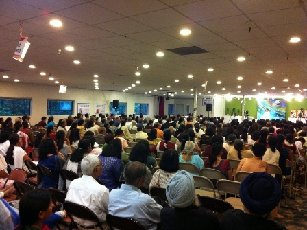Self Realization ceremony in Sanjose-2011