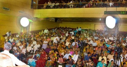 Self Realization Ceremony in Hyderabad-2011