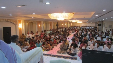 Self Realization Ceremony in Dubai-2011
