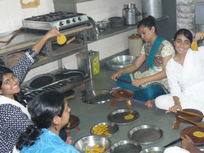Seva Activities During Janmastami