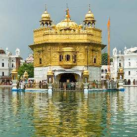 Visit to Golden Temple by Pujya Deepakbhai