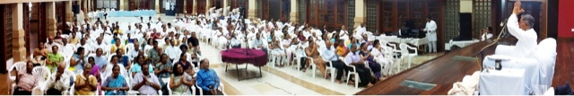 Self realization ceremony in Mombasa-2011
