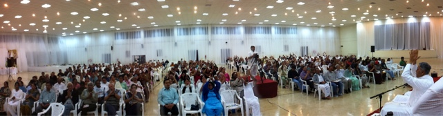 Self realization ceremony in Nairobi-2011
