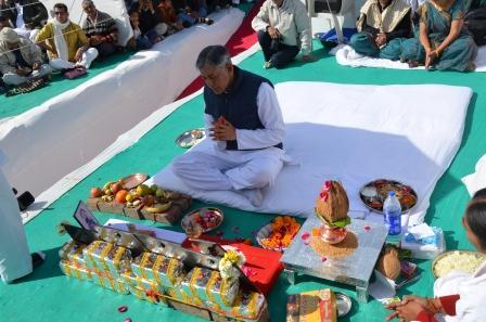 Khat-Muhurt Ceremony-Morbi
