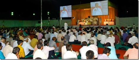 Self Realization Ceremony in Mumbai