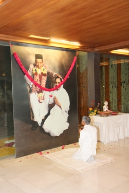 Pujya Deepakbhai Doing Darshan on 19th March