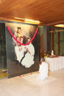 Pujya Deepakbhai Doing Darshan on 19th March