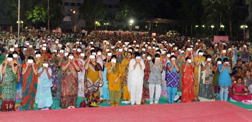 Gnan Vidhi Ceremony Mehsana-2012