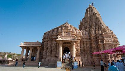 Temple-Jatra