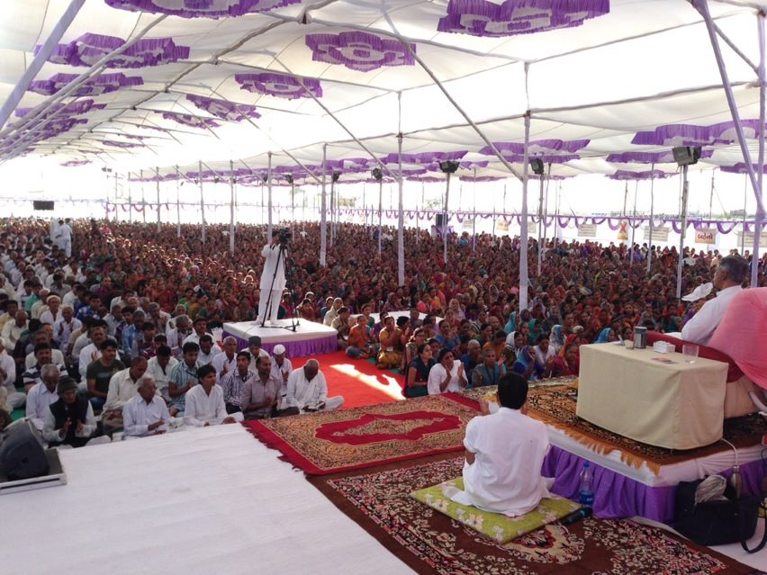 Self Realization Ceremony in Morbi
