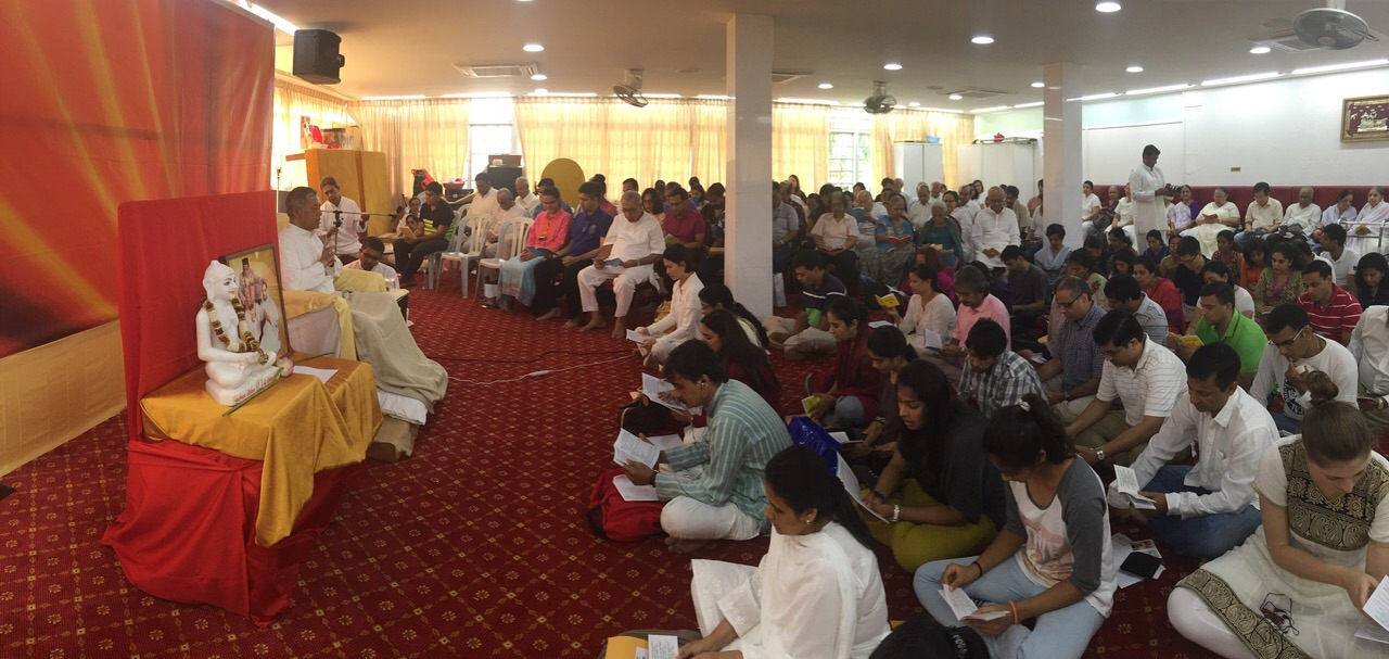 Self Realization Ceremony In Singapore