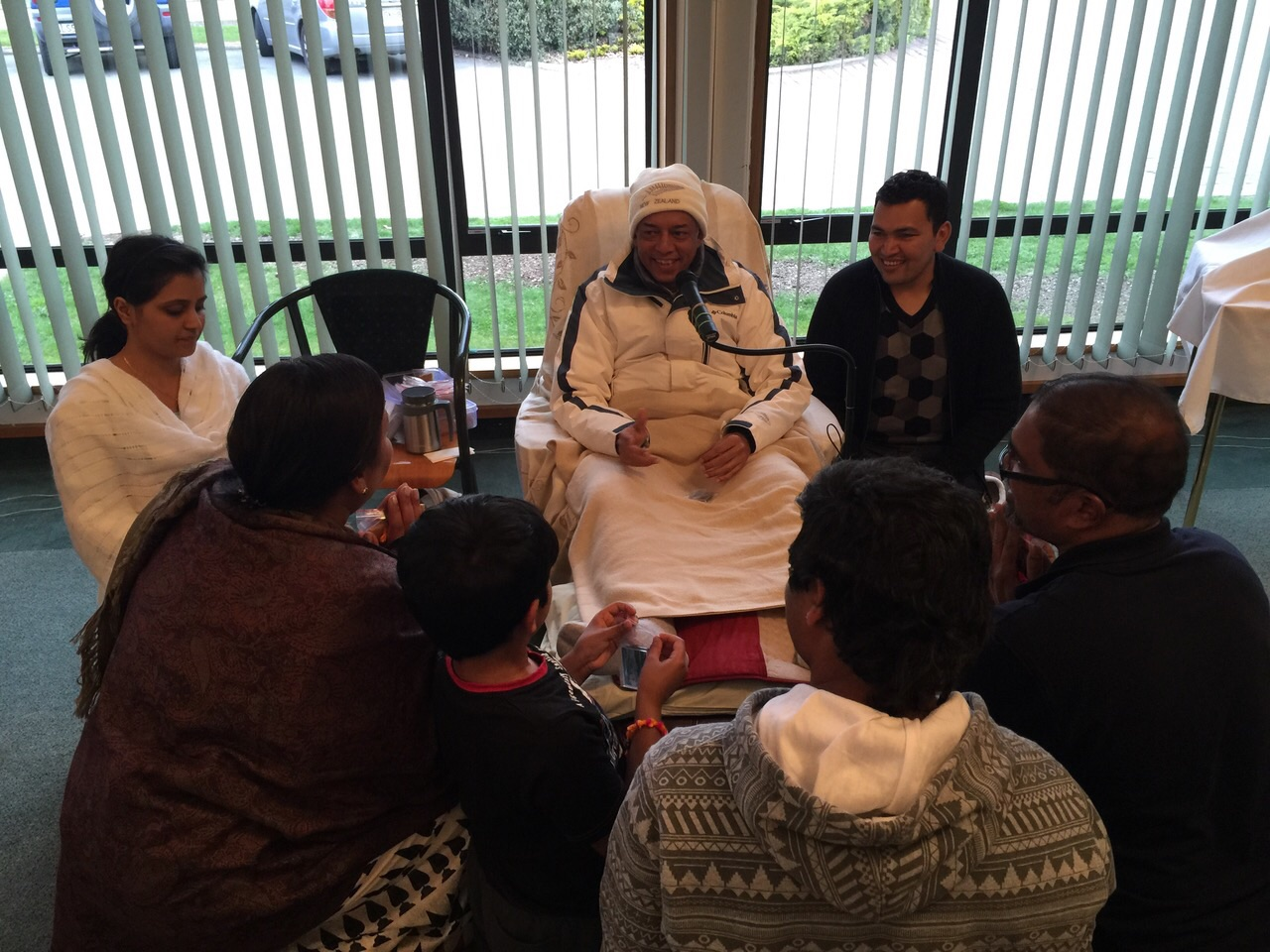 Dada Darbar in New Zealand