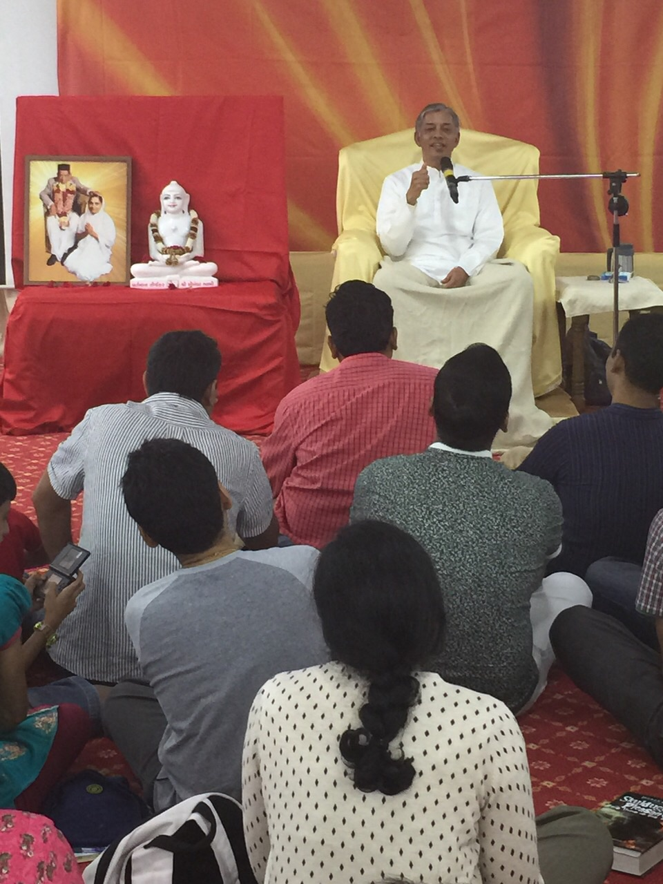 Follow -up Satsang