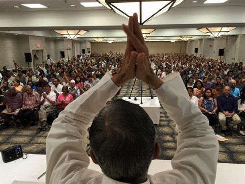 Self Realization Ceremony In Lowell , USA 2