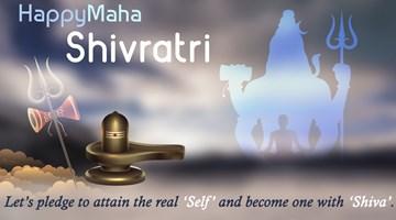 Happy Maha Shivratri!
