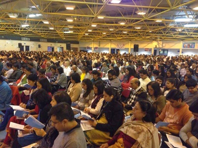 London Gnanvidhi 2014